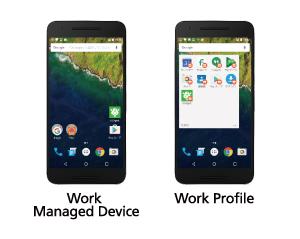 Android Enterprise   デバイス...