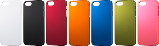 SoftBank SELECTION ラバーケース for iPhone 5