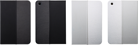 SoftBank SELECTION ブックスタイルケース for iPad mini