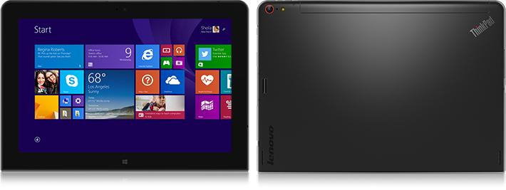 ThinkPad 10 for SoftBank