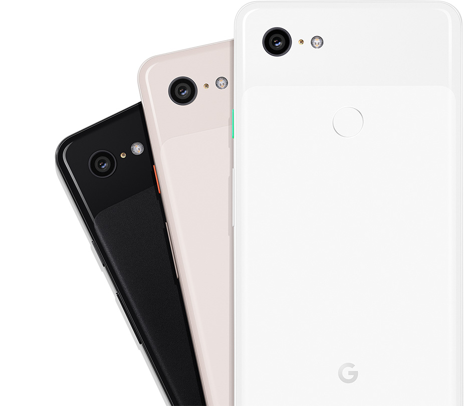 Meet the Google Pixel 3.