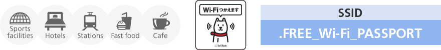About FREE Wi-Fi PASSPORT