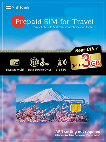 mt fuji hello kitty - Prepaid Data Only Sim Card